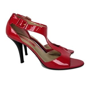 Bandolino | Red | Cranberry | Patent | Leather